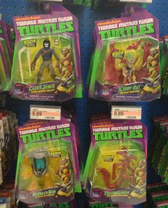 2014 Teenage Mutant Ninja Turtles Figures Released
