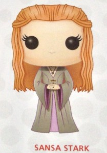 Game of Thrones Funko Sansa Stark POP Vinyls Series 4 Figure