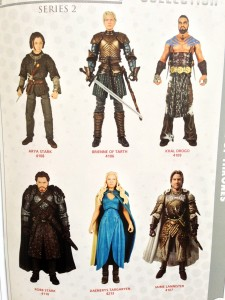 Funko Game of Thrones Legacy Collection Series 2 Figures