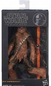 Star Wars Black Series Chewbacca Figure Packaged Wave 4