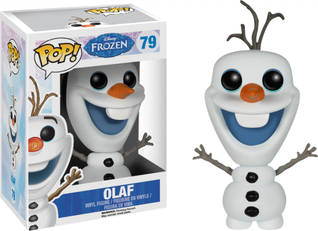 Frozen Olaf Funko POP Vinyls Figure
