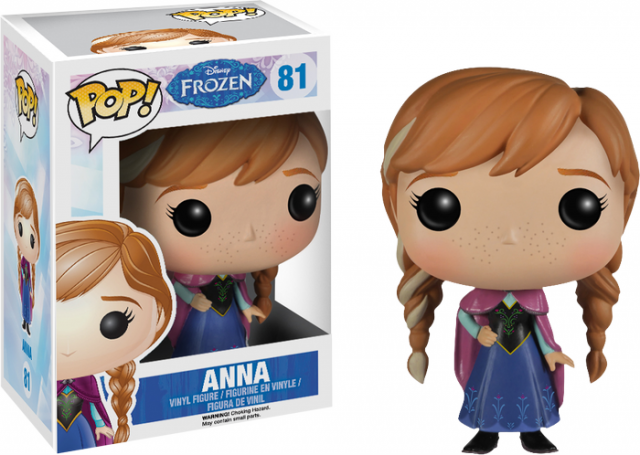 Funko Frozen POP Vinyls Anna Figure