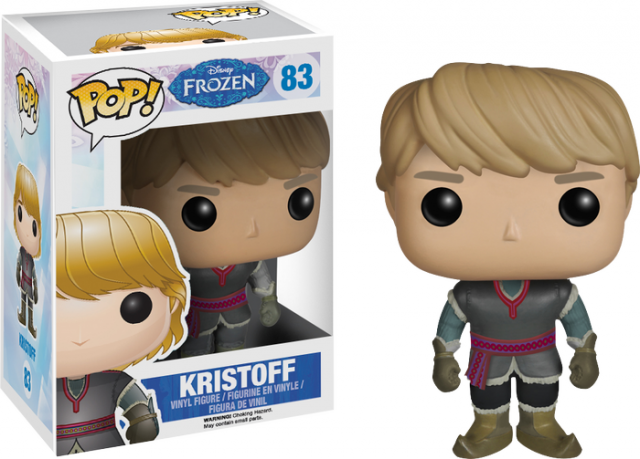Funko Kristoff Frozen POP! Vinyls Figure