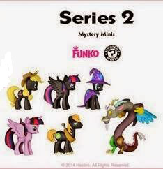 My Little Pony Mystery Minis Series 2 Photos